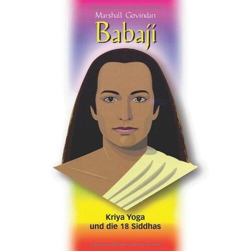 Marshall Govindan - Babaji - Kriya Yoga und die 18 Siddhas - Preis vom 31.03.2020 04:56:10 h