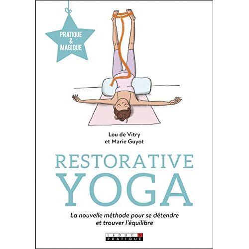 Marie Guyot - Restorative Yoga - Preis vom 28.03.2020 05:56:53 h