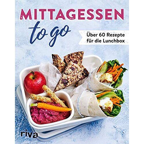 - Mittagessen to go: Über 60 Rezepte für die Lunchbox - Preis vom 13.05.2021 04:51:36 h