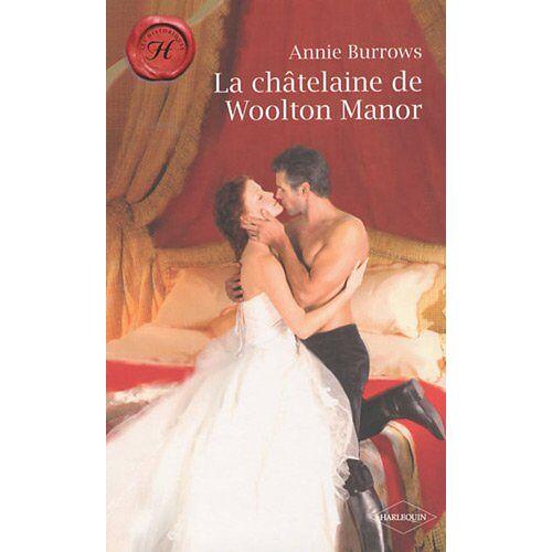 Annie Burrows - La châtelaine de Woolton Manor - Preis vom 19.04.2021 04:48:35 h