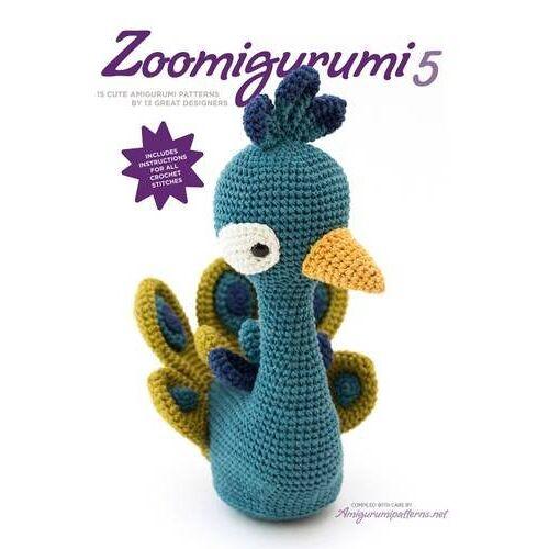 AMIGURUMIPATTE - Zoomigurumi 5: 15 Cute Amigurumi Patterns by 12 Great Designers - Preis vom 27.02.2021 06:04:24 h