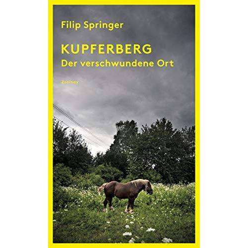 Filip Springer - Kupferberg: Der verschwundene Ort - Preis vom 18.04.2021 04:52:10 h