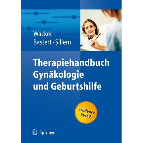 Beckmann, Matthias W. - Therapiehandbuch Gynäkologie und Geburtshilfe - Preis vom 24.02.2021 06:00:20 h