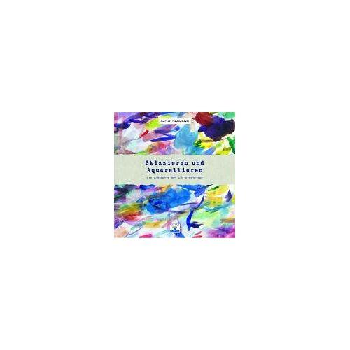 Curtis Tappenden - Skizzieren und Aquarellieren. Das komplette Set für Einsteiger - Preis vom 31.03.2020 04:56:10 h