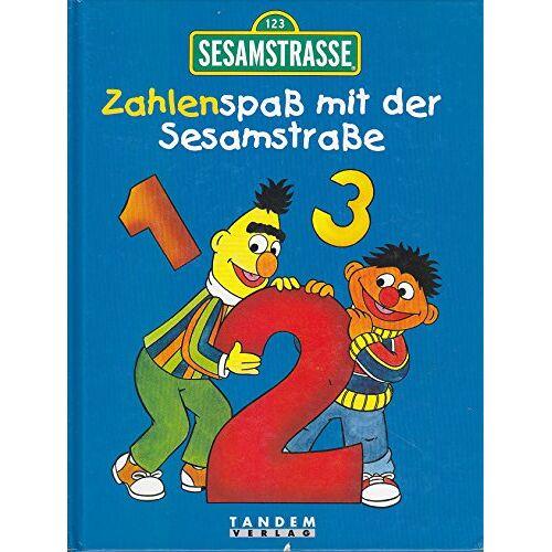 - Sesamstraße:  Zahlenspaß mit der Sesamstraße - Preis vom 06.09.2020 04:54:28 h