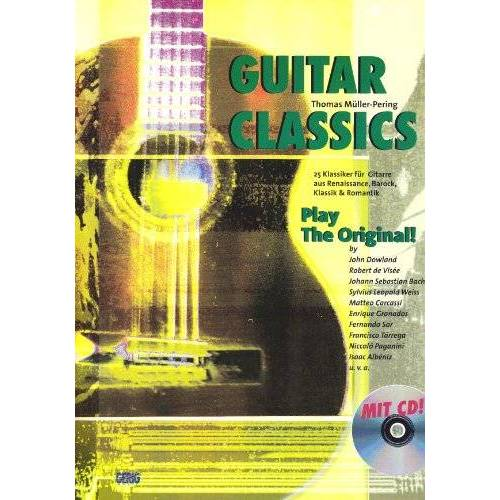 - Guitar Classics. Gitarre - Preis vom 16.04.2021 04:54:32 h