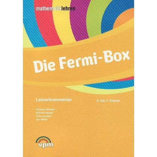 A Büchter - Die Fermi-Box: Aufgabenkartei inkl. Lehrerkommentar - Preis vom 20.01.2020 06:03:46 h