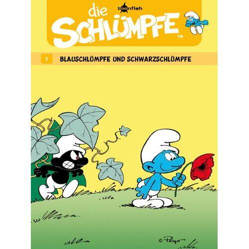 Peyo - Die Schlümpfe 01. Blauschlümpfe und Schwarzschlümpfe - Preis vom 15.04.2021 04:51:42 h