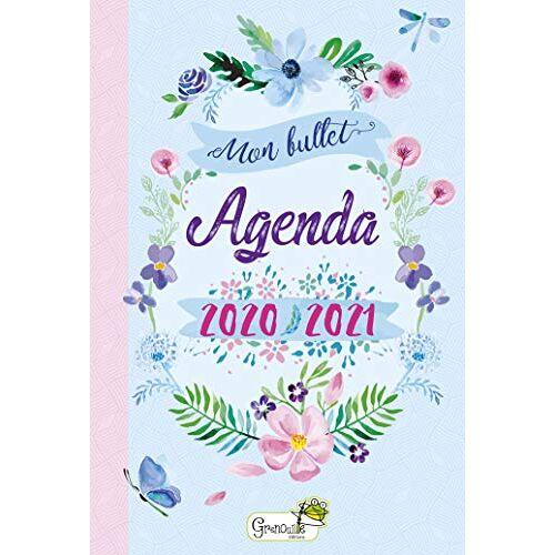 - Agenda filles 2020-2021 (Mon agenda) - Preis vom 12.01.2021 06:02:37 h