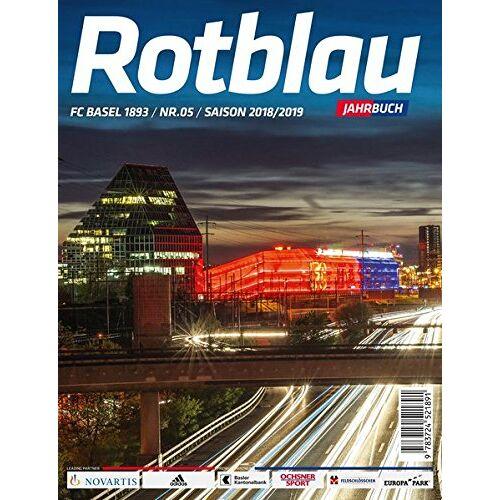 - Rotblau Jahrbuch: Saison 2018/2019 - Preis vom 21.04.2021 04:48:01 h
