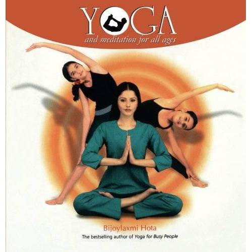 Bijoylaxmi Hota - Yoga and Meditation for All Ages - Preis vom 20.10.2020 04:55:35 h
