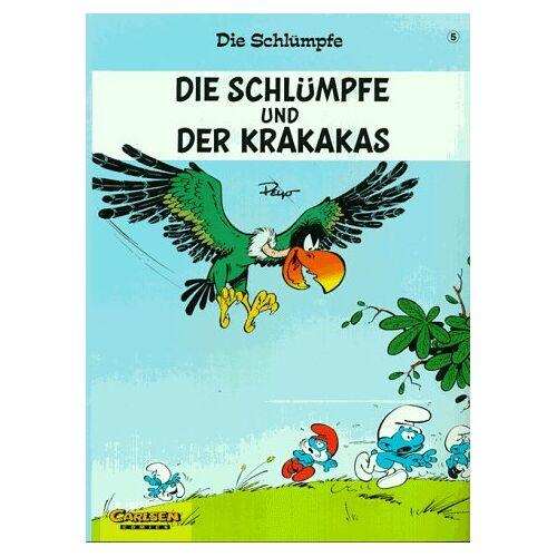 Peyo - Die Schlümpfe, Bd.5, Die Schlümpfe und der Krakakas - Preis vom 21.04.2021 04:48:01 h