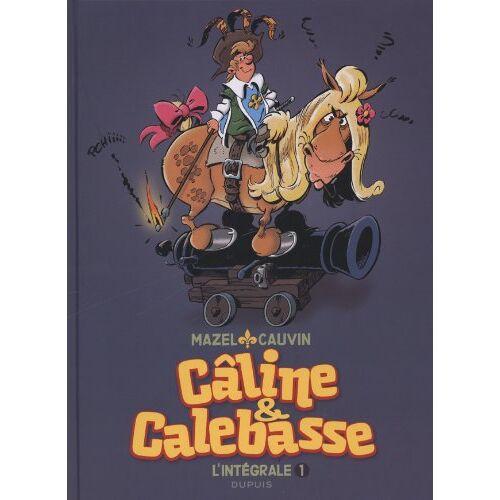 Mazel - Câline et Calebasse l'intégrale, Tome 1 : 1969-1973 - Preis vom 12.04.2021 04:50:28 h