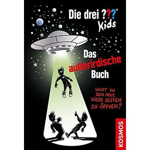 Ulf Blanck - Die drei ??? Kids, Das außerirdische Buch - Preis vom 19.10.2020 04:51:53 h