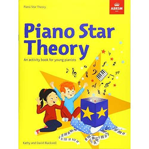 Kathy Blackwell - Blackwell, K: Piano Star: Theory (Star Series (ABRSM)) - Preis vom 19.10.2020 04:51:53 h