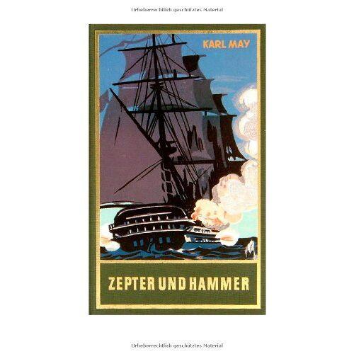 Karl May - Gesammelte Werke, Bd.45, Zepter und Hammer: Roman, Band 45 der Gesammelten Werke - Preis vom 29.05.2020 05:02:42 h