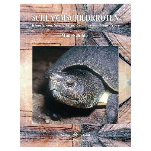Maik Schilde - Schlammschildkröten - Preis vom 26.03.2020 05:53:05 h