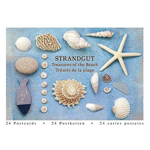 - Strandgut: Postkartenbuch Tubu41 - Preis vom 24.06.2020 04:58:28 h