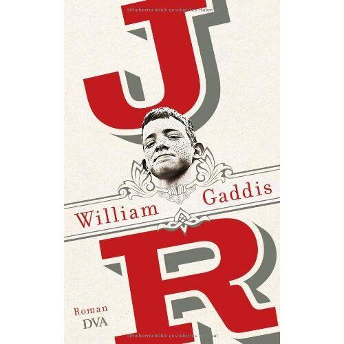 William Gaddis - JR: Roman - Preis vom 12.04.2021 04:50:28 h