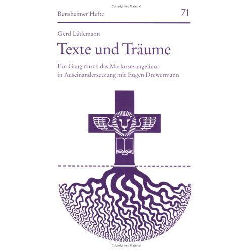 Gerd Lüdemann - Texte und Träume (Bensheimer Hefte) - Preis vom 23.01.2020 06:02:57 h