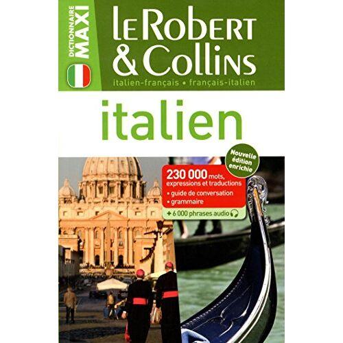 Le Robert & Collins - Le Robert & Collins maxi italien - Preis vom 20.10.2020 04:55:35 h