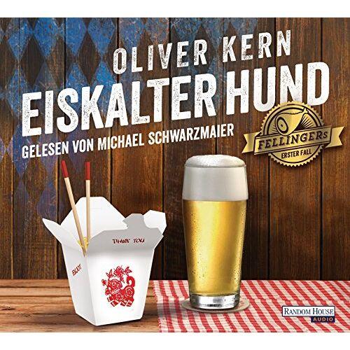 Oliver Kern - Eiskalter Hund: Fellingers erster Fall (Fellinger-Serie, Band 1) - Preis vom 09.05.2021 04:52:39 h