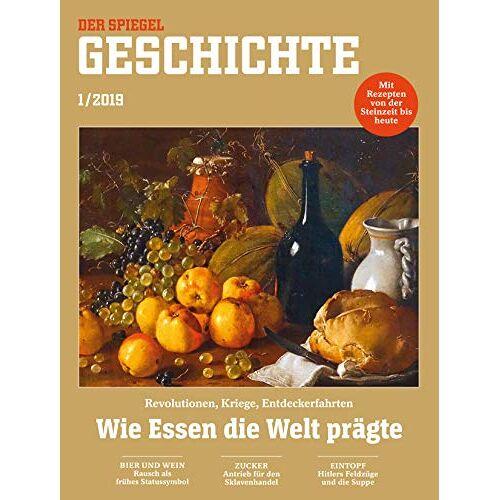 Dr. Johannes Saltzwedel - SPIEGEL GESCHICHTE 1/2019: Wie Essen die Welt prägte - Preis vom 20.10.2020 04:55:35 h