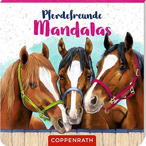 - Pferdefreunde: Mandalas - Preis vom 24.01.2020 06:02:04 h