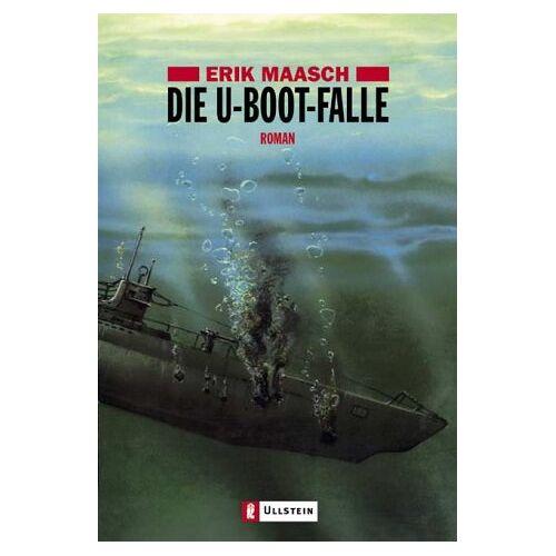 Erik Maasch - Die U-Boot-Falle: Roman (Ein Arne-Thomsen-Roman) - Preis vom 19.01.2020 06:04:52 h