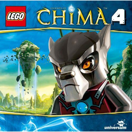 Lego Legends of Chima - Lego Legends of Chima (Hörspiel 4) - Preis vom 25.02.2020 06:03:23 h