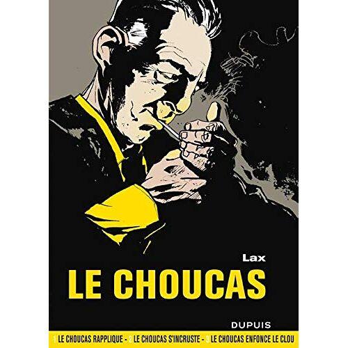 Lax - Le Choucas - L'intégrale - Tome 1 - Le Choucas - L'intégrale - tome 1 (CHOUCAS (INTEGRALE) (1)) - Preis vom 07.05.2021 04:52:30 h