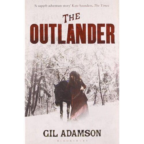 Gil Adamson - Outlander - Preis vom 14.04.2021 04:53:30 h