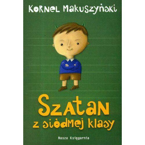 Kornel Makuszynski - Szatan z siodmej klasy - Preis vom 14.01.2021 05:56:14 h