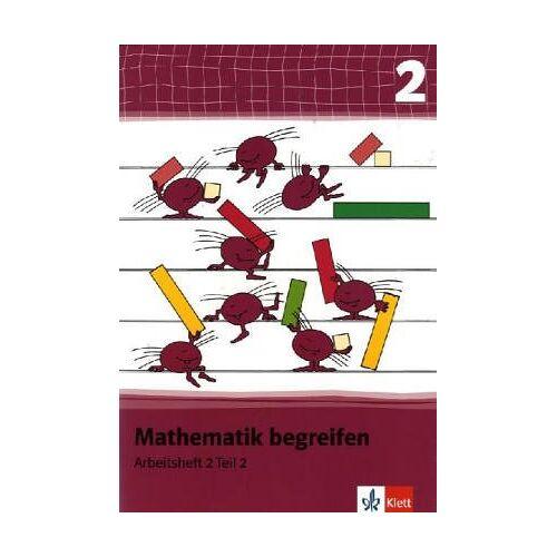 Böhmer, J. Peter - Mathematik begreifen - Neubearbeitung: Mathematik begreifen 2. Schuljahr. Arbeitsheft 2 Neubearbeitung: TEIL 2 - Preis vom 06.05.2021 04:54:26 h