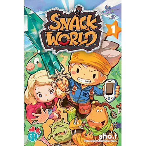 - Snack World T01 (Snack World (1)) - Preis vom 18.10.2020 04:52:00 h