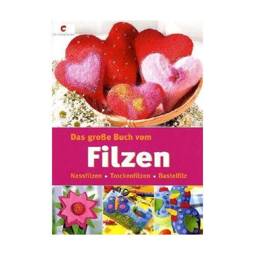 - Das große Buch vom Filzen. Nassfilzen - Trockenfilzen - Bastelfilz - Preis vom 20.04.2021 04:49:58 h