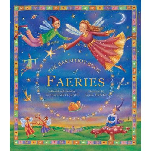 - The Barefoot Book of Faeries - Preis vom 18.11.2020 05:46:02 h
