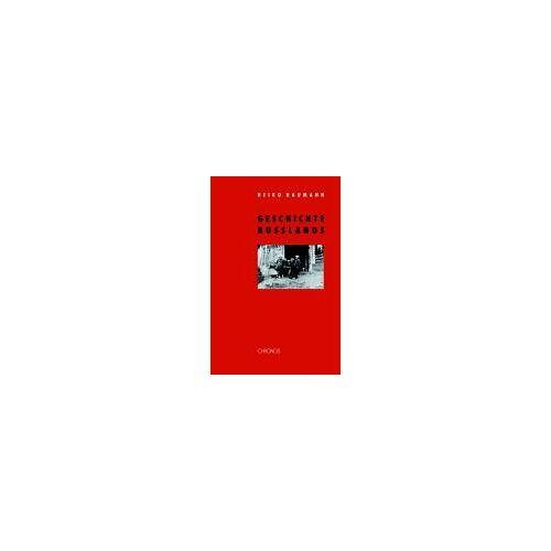 Heiko Haumann - Geschichte Russlands - Preis vom 05.05.2021 04:54:13 h