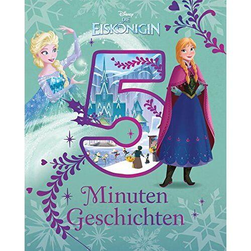 Disney - Disney Die Eiskönigin - 5 Minuten Geschichten - Preis vom 14.04.2021 04:53:30 h