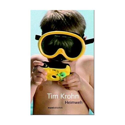 Tim Krohn - Heimweh - Preis vom 16.04.2021 04:54:32 h