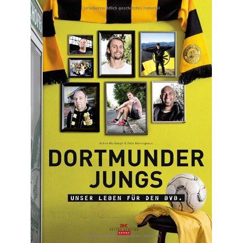 Achim Multhaupt - Dortmunder Jungs: Unser Leben für den BVB - Preis vom 21.10.2020 04:49:09 h
