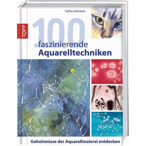 Cathy Johnson - 100 faszinierende Aquarelltechniken: Geheimnisse der Aquarellmalerei entdecken - Preis vom 12.06.2019 04:47:22 h