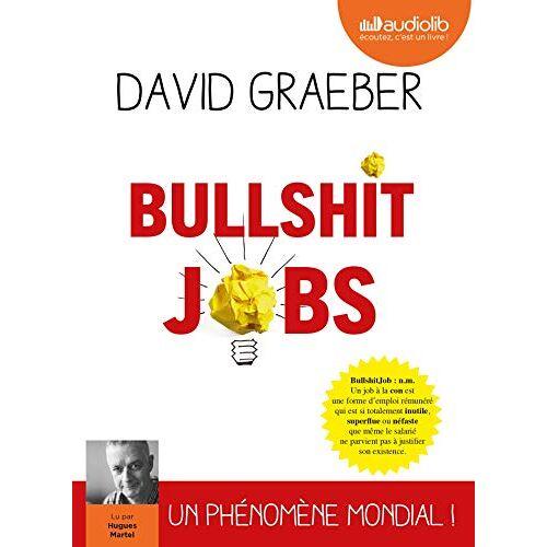 - Bullshit Jobs (2CD audio MP3) - Preis vom 13.05.2021 04:51:36 h