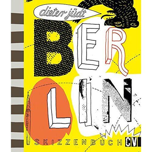 Dieter Jüdt - Berlin: Skizzenbuch - Preis vom 08.04.2020 04:59:40 h