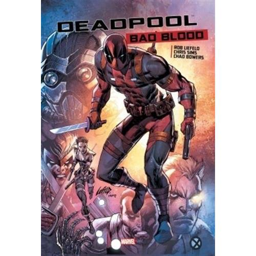 Chris Sims - Deadpool Bad blood - Preis vom 05.09.2020 04:49:05 h
