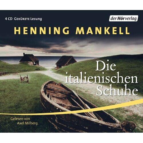 Henning Mankell - Die italienischen Schuhe - Preis vom 11.04.2021 04:47:53 h