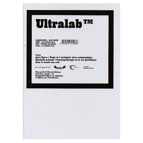 Ariel Kyrou - Ultralab - Samaran 2 - Preis vom 12.05.2021 04:50:50 h