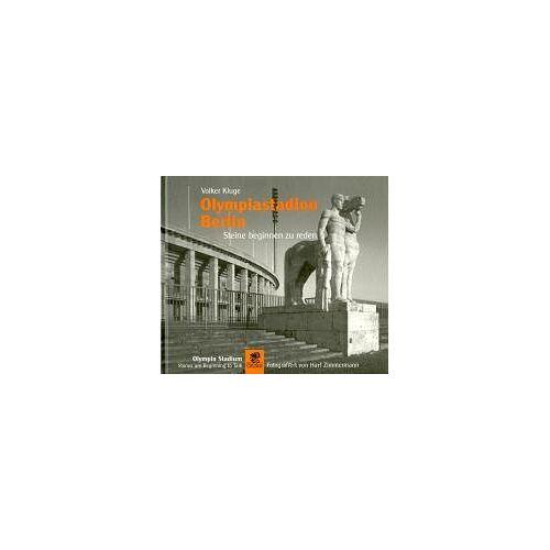 Volker Kluge - Olympiastadion Berlin - Preis vom 10.05.2021 04:48:42 h