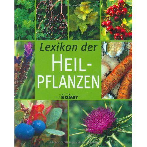 Iris Schmidt - Lexikon der Heilpflanzen. Die bekanntesten Heilpflanzen von A bis Z - Preis vom 24.01.2021 06:07:55 h