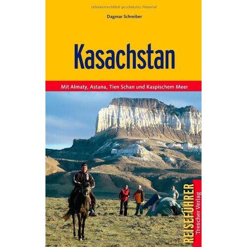 Dagmar Schreiber - Kasachstan - Preis vom 18.04.2021 04:52:10 h